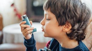 Bronchial Asthma in kids