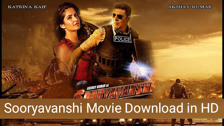 Sooryavanchi Full movie download